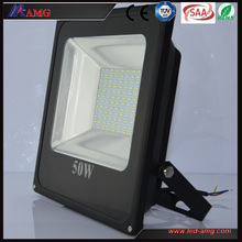 Factory sale high quality waterproof black LED floodlight 50w for garden