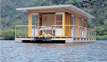Luxury Houseboat for River or Lake