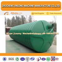 Good quality FRP septic tank for sewage treatment From Jinlong