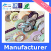 water based customized washi tapes for packing ,painting ,photos,decoration