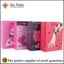 Alibaba china best selling birthday popular paper gift bag for baby