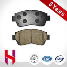 04465-YZZ65 brake pad raw material For TOYOTA Previa MPV (TCR1_, 2_) [1990-2000]