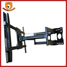 A800 heavy gauge construction steel fit monitor 32 to 52 bracket TV Wall Mount Support
