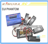 DJI PHANTOM B6 Digital RC Lipo Battery Balance Charger plate 6 battery with AC POWER Adapter