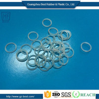 Custom Different Size Epdm Membrane Clear Pu Orings