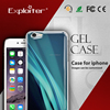 Low price hotsell eco decal cellphone cover case for iphone 5 phone case