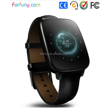 Perfect single arc lens design mobile watch phone