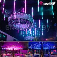 LED Meteor Shower Rain String Light Lamp For Christmas Wedding Decoration