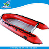 China CE Certificate Manufacture Customized PVC Commercial Fishing Boat for Sale