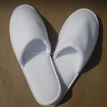 Cheap amenity hotel supply unisex bedroom or bathroom hotel slipper