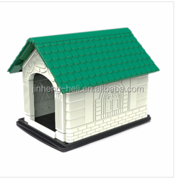 Durable Plastic All Weather Large Outdoor Pet Dog House