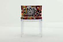 mademoiselle plastic leisure living room chair