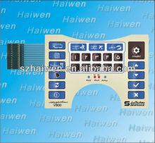 membrane keypad keyboard