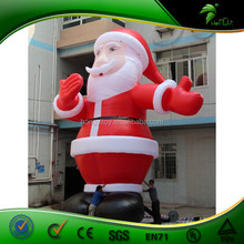 Marvelous Top Quality 10m Large Santa Inflatable