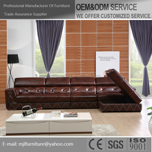 Living Room Soft Comfortable Sofa Set,corner sofa model