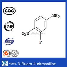 Cas 2369-13-3 Best Selling Pharmaceutical Intermediates 3-Fluoro-4-nitroaniline