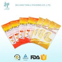 top grade factory price sample free colorfull vivid printing designer shopping plastic bags