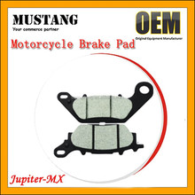 Hot Sale Jupiter MX Motorcycle Brake Pad for Yamaha