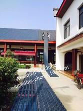 Easy installation, long lifetime plastiv pvc roof tile/roofing sheets/shingles