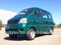 DOT approved Electric van car mini bus