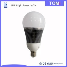 Top quality 30W High Power led bulb lighting Top End Design Fin shape aluminum with CE,ROSH APPROVED led tri light bulb