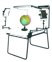Daylight LED Digital Studio Lighting Kits (Large) for Product Photography, Large Photographic Lighting Equipment