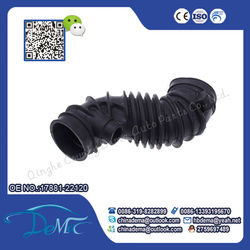 OEM 17881-22120 heat resistant hose rubber air intake pipe for TOYOTA with lowest price