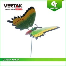 Ningbo No.1 garden supplier professional plastic pinwheel