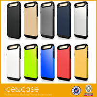 New Colorful Extra Slim Armor TPU Case For iPhone6 Slim TPU Gel Rubber Soft Skin Cover Back Case for iPhone 6