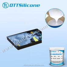 RTV-2 molding silicone rubber/platinum cured silicone