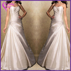 Cheap Prices!! OEM Factory Custom Design best price bridal wedding dress