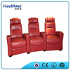 incline recline up and down electric leather reclining massage chair