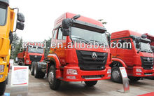 HOT SALE SINOTRUK HOHAN 6X4 TRACTOR TRUCK / PRIME MOVER EURO III EGR 375HP