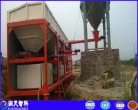 WDB300 stabilized soil mixing plant /ready mix concrete/machinery /wet mix concrete batching plants