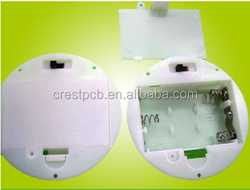 Circular Type Aa Battery Holder With Switch And Lid For 3*AAA Battery