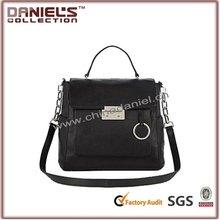 black white two way retro leather italy branded handbags