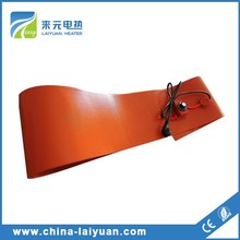 Universal silicone pad heater Drum Heater Silicone Heater