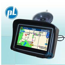 4.3 Inch HD 8GB Internal Waterproof Ipx7 Motorcycle Gps Navigator - Bluetooth + FM + Map
