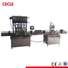FA4-2600 automatic filling capping and labeling machine, automatic filling line