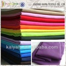 Width wholesale 100% cotton fabric for trousers and garment