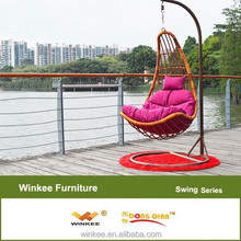 Promotion Cheap Outdoor Swing Hanging Chair