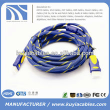 2160P Standard HDMI Cable 2.0 19pin Support 1080p 3D AND 4K*2K 1m 2m 3m 5m 10m 20m