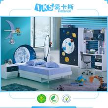 Star high quality kids bedroom furniture set 8321-1indian design