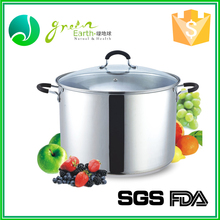 Eco-friendly ceramic aluminum stainless steel professional stainless steel cookware