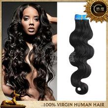 Genuine Raw Malysian Hair Extension Body Wave 8-30 inch
