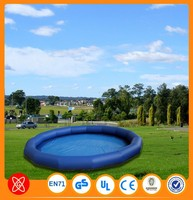 Creative design summer inflatable pool toy, hot water playing products inflatable pool toy