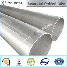 ASATM A312M Stainless Steel TP 304 Pickled Industrial Welded Pipe -YC Metal