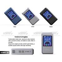 electric cigarette machine parts color electronic cigarette vaporizer e cigarette kamry60
