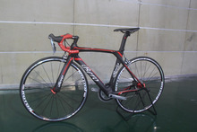 2015 Hot sale full carbon road bike with SHIMAN0 105 groupset complete