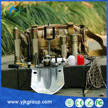 2015 popular type outdoor camping survival shovel wholesale